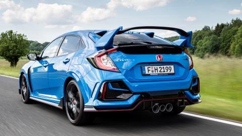 Galería: Honda Civic Type R 2021