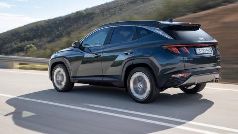 Galería: Hyundai Tucson 2021
