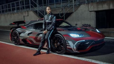Galería: Mercedes-AMG Project One 2021