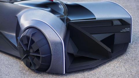 Galería: Nissan GT-R (X) 2050