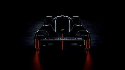 Galería: Peugeot Sport Hybrid4 500KW Le Mans