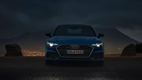 Iluminación Audi
