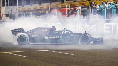 Mejores momentos F1 2020