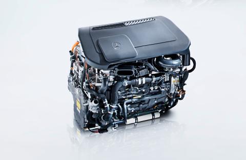 El Mercedes con motor Renault más caro del mercado