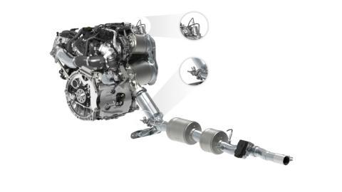 Motor Volkswagen TDI actualizado 2021