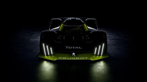 Peugeot Sport Hybrid4 500KW