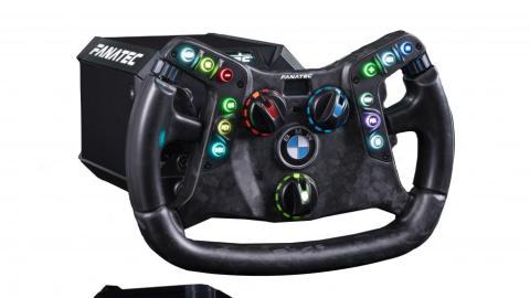 Podium Steering Wheel BMW M4 GT3