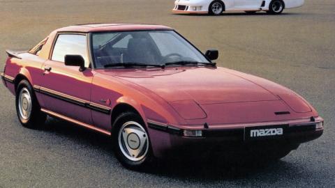 Primer Mazda RX-7