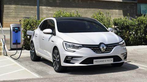Renault Mégane híbrido