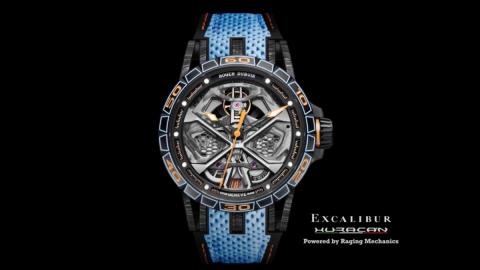 reloj lujo superlujo inspiracion coches deportivos