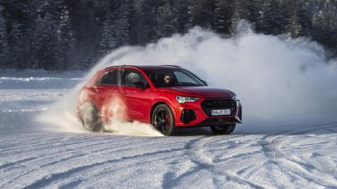5 mejores SUV para circular sobre nieve