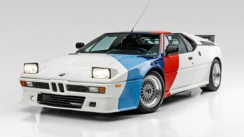 BMW M1 de Paul Walker