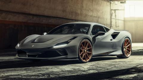 preparaciones coches deportivos lujo altas prestaciones exclusivo