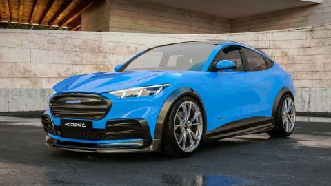 preparaciones coches electricos lujo altas prestaciones tuning