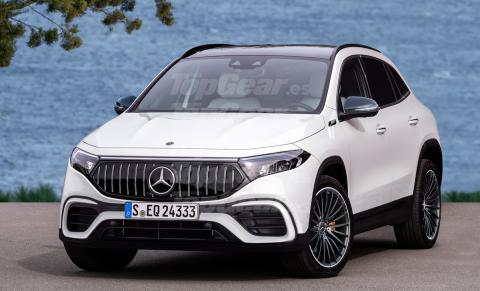 El SUV eléctrico deportivo llega en 2023