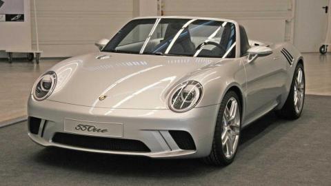 Un Concept de 2008 basado en un roadster de Volkswagen