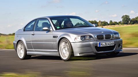 Prueba BMW M3 CSL