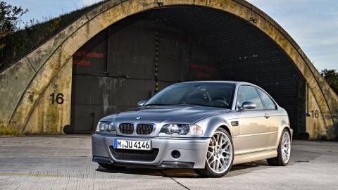Prueba BMW M3 CSL. Exterior
