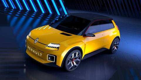 Renault electricos
