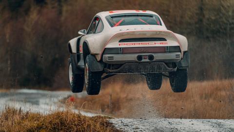 Inspirado en el Porsche 911 Safari