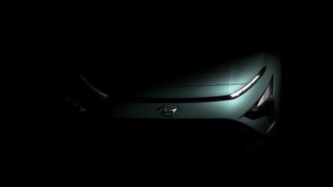 teaser Hyundai Bayon