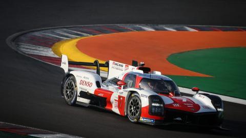 Toyota GR010 Le Mans Hypercar