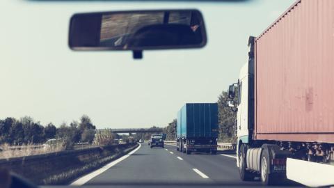 26 conductores dan positivo en la campaña de control de la DGT de autobuses y camiones