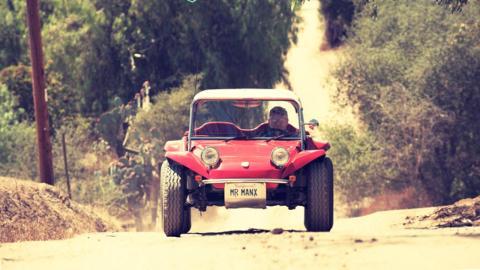 Bruce Meyers inventó el VW Buggy