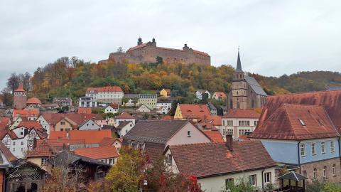 La ciudad de Kulmbach (Alemania)