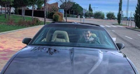 Iker Casillas coche nuevo