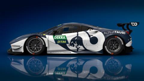 488 Evo abon competicion motorsport 2021