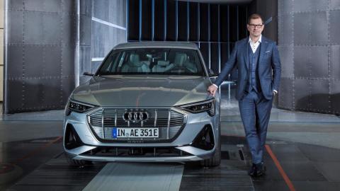 coches electricos hibridos etron e-tron movilidad proyecto artemis