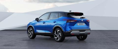 Galería de fotos del Nissan Qashqai 2021