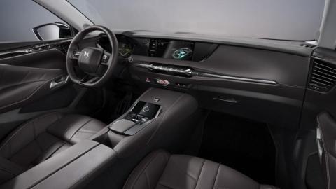 Interior del DS 4 2021