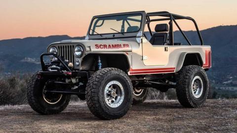 jeep scrambler cj8