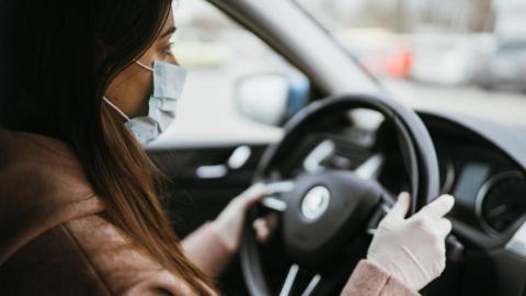 Las mascarillas más seguras contra el COVID 19 para cada viaje en coche