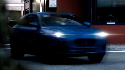 Maserati Grecale 2021 prototipo