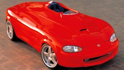 Mazda Miata Monoposto SEMA 2000