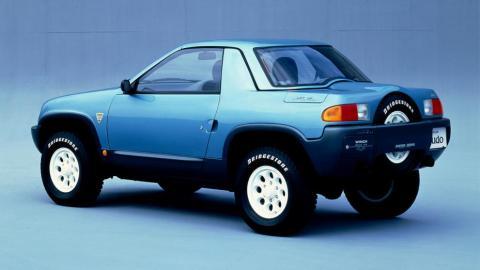Nissan Judo 1997