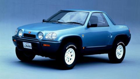 Nissan Judo Concept Salón de Tokio 1997