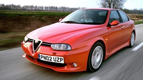 Prueba Alfa Romeo 156 GTA