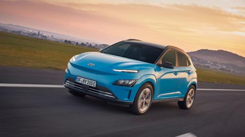 Prueba Hyundai Kona Eléctrico 2021