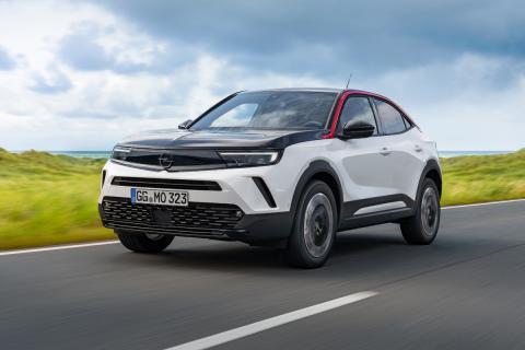 Prueba Opel Mokka 120