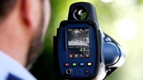 Así son los nuevos radares que multan en ciudad a 30 km/h