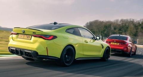 12 colores más raros BMW M3 y M4