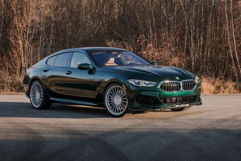BMW Alpina B8 Gran Coupé