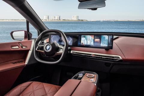 BMW iDrive octava generación
