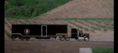 Camión El Coche Fantástico