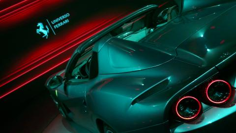 Ferrari anuncia el 812 VS (Versione Speciale)
