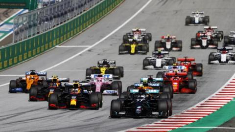 Guía Fórmula 1 para principiantes